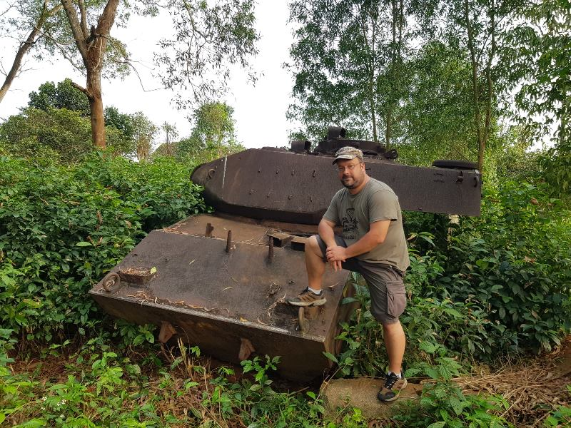 Hoi An to Vinh Moc Tunnels By Private Car