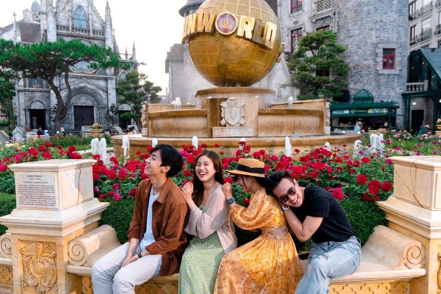 Ba Na Hills Golden Bridge Tour From Hoi An