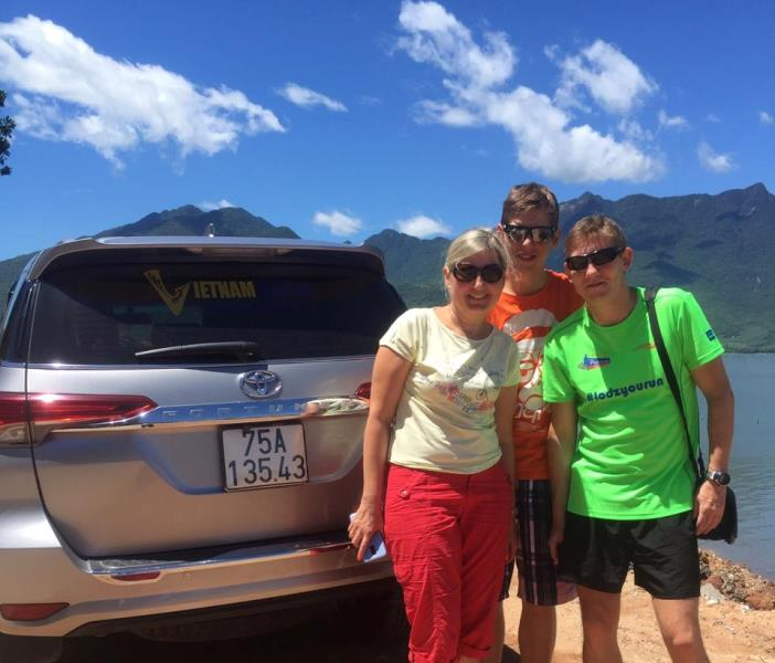Hoi An To Laguna Lang Co By Private Car Transfer