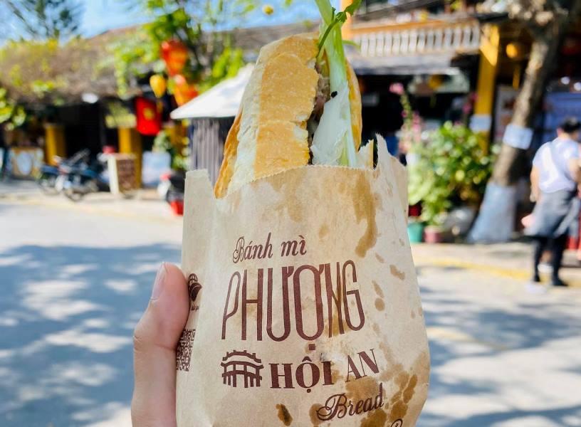 Banh Mi Phuong Bread Hoi An- Hoi An Private Taxi